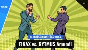 Amundi Rytmus vs. Inteligentné investovanie – porovnanie | Finax