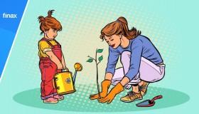 Sporenie pre deti – tipy a rady, ako ho správne nastaviť | Finax