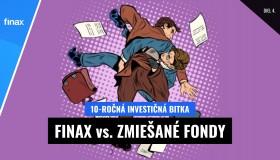 Zmiešané bankové fondy | Finax