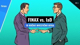 Najstarší slovenský správca (IAD) vs. Inteligentné investovanie | Finax