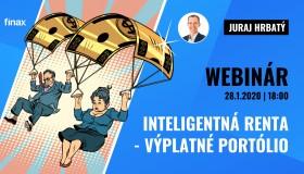 Webinár - Inteligentná renta - výplatné portfólio | Finax.sk