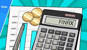 How did Finax do in the second year of its existence? | Finax.eu