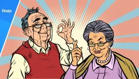 Prieskum - ako sú dôchodcovia spokojní so svojim dôchodkom?   Finax.eu