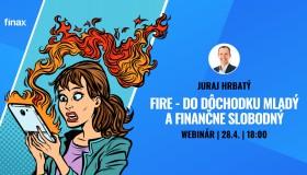 FIRE - Ako byť mladý a finančne slobodný   Finax.eu