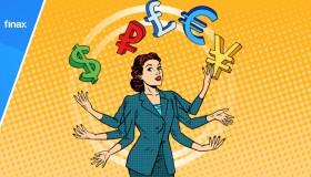 Měnové riziko | Finax.cs